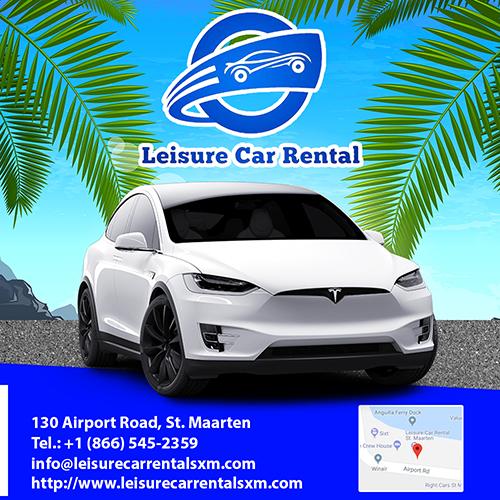 Leisure Car Rental 500x500