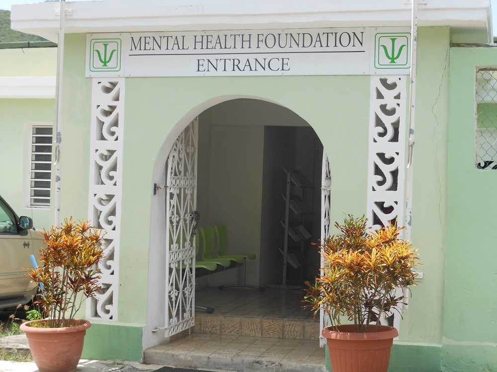 Mental Health Foundation MHF front entrance