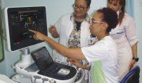 SMMC Training Ultrasound Machine