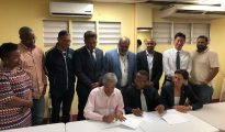 UD SMCP sign coalition agreement - 20180405