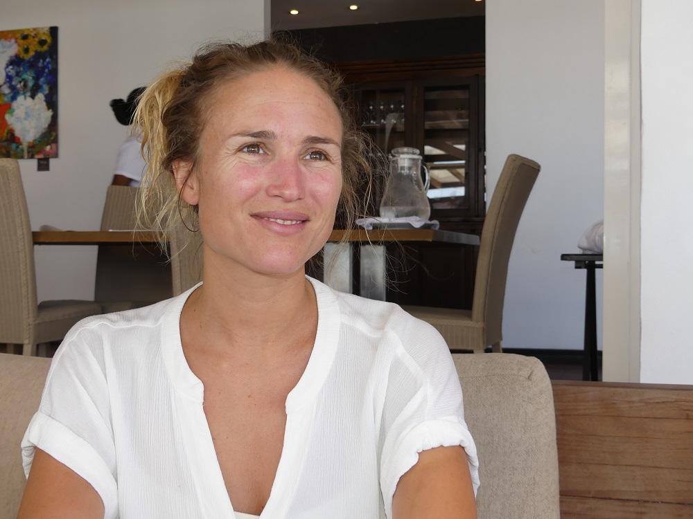 Barbara van der Woude - 20180517 HH