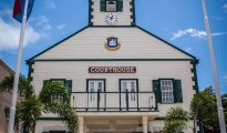 Court House Philipsburg