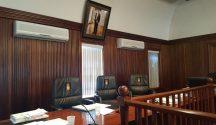 Court Room St. Maarten
