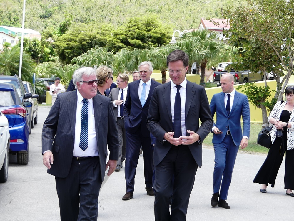 Michel Soons and Rutte -20180514 HH