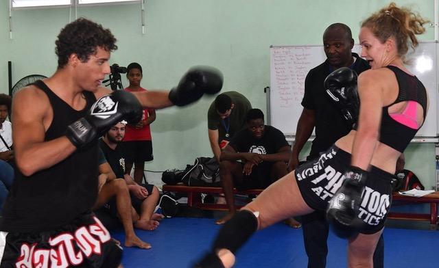 St. Maarten Martial Arts Federation - Empowered women