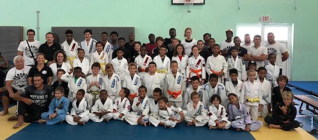 St. Maarten Martial Arts Federation - Group Photo2018