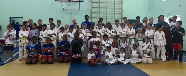 St. Maarten Martial Arts Federation SMMAF Competitors May 20 2017