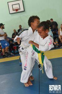 St. Maarten Martial Arts Federation - Selah Roney vs Maxxwell Somersall