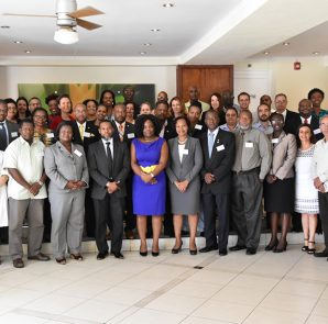 Caribbean Crisis Preparedness Workshop Leaders (002)