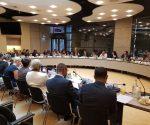 IPKO delegation meeting in Den Haag 2018