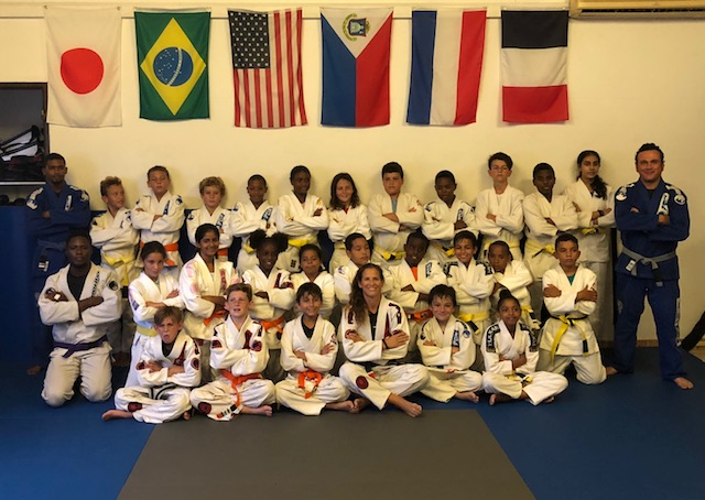 June 2018 Promotion Griup Brazilian Jiu Jitsu