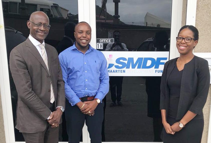 MP Doran at SMDF