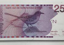 NAf 250 Guilder Note