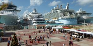Port of st maarten