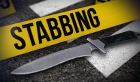 Stabbing investigation police detectives