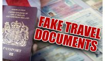 false travel documents