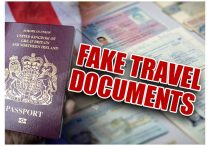 false travel documents