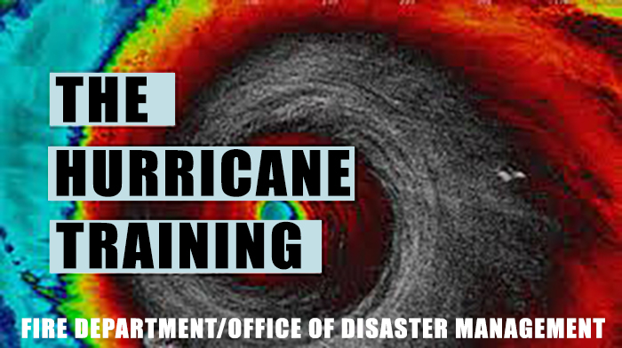 hurricane training