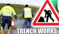 trench works