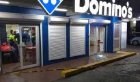 Dominos Pizza robbery