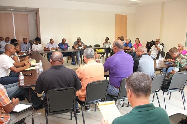 EOC Group Meeting