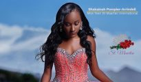 Miss Teen St. Maarten International - Shakainah Pompier Arrindell 2