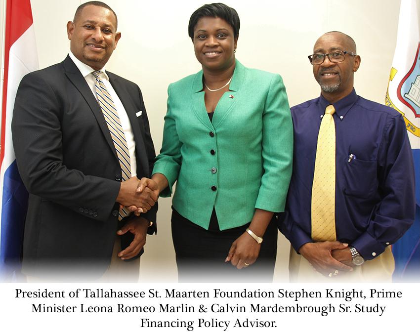 President of Tallahassee St. Maarten Foundation