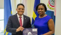 SXM AND CUR PRIME MINISTERS