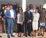 Trust Fund steering committee meet SMHDF