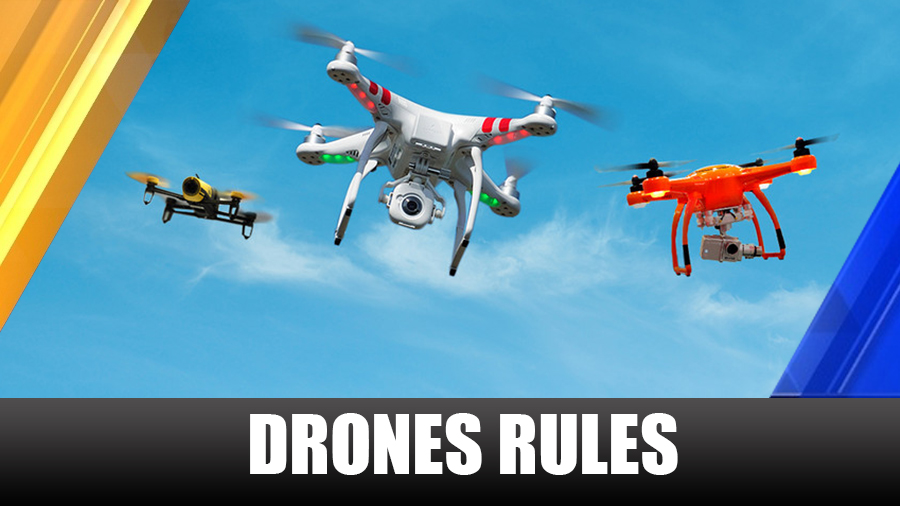drones rules