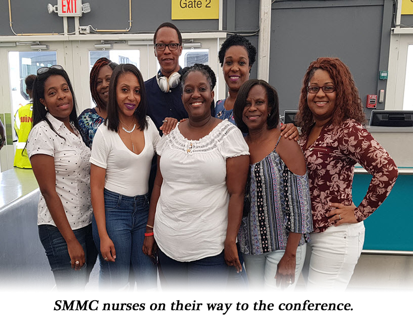nursing conference group
