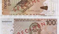 100 Guilder Banknote