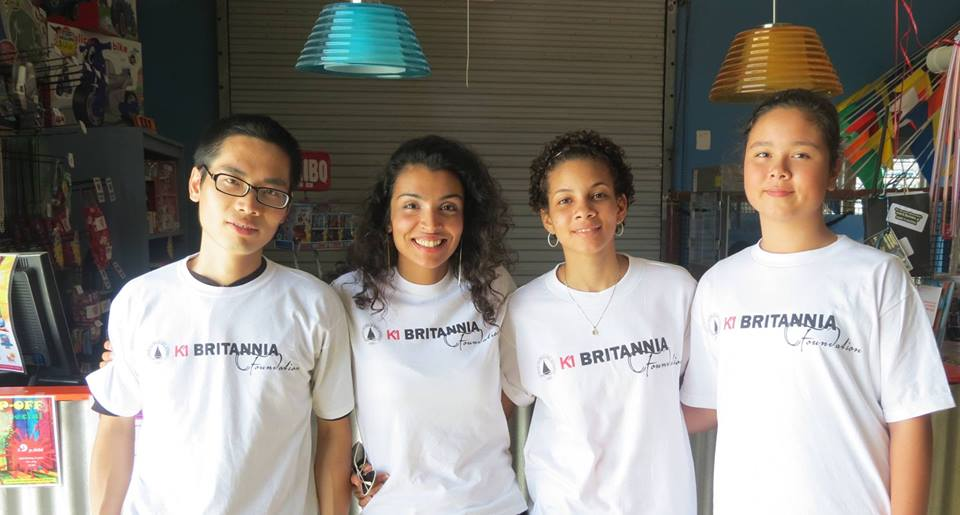 K1 Britannia Foundation team