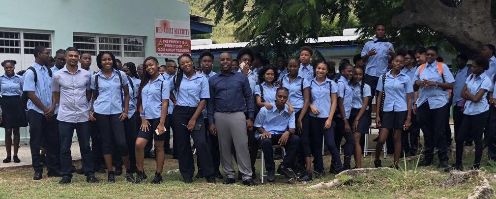 MP Doran meets MPC students