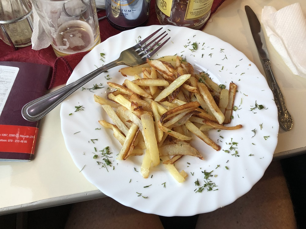 Russian fries - 20180817 HH