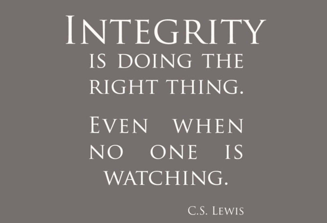 What Integrity Is