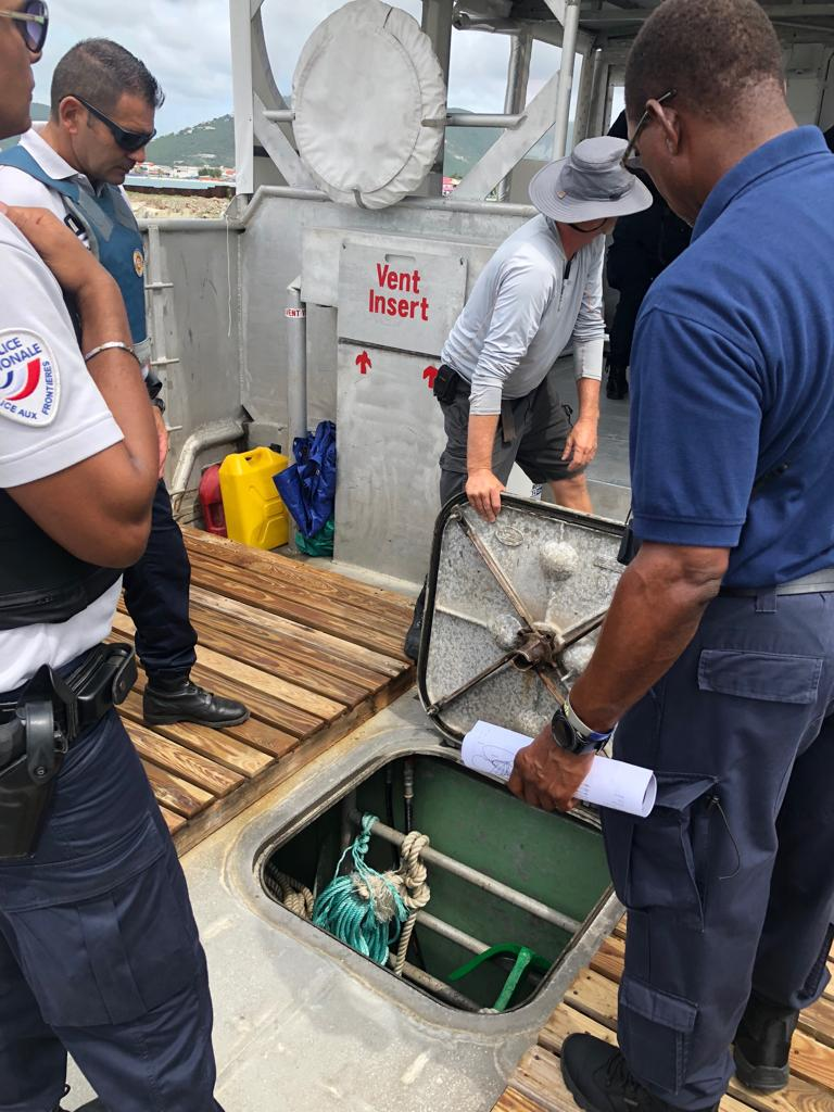 JOINT POLICE HARBOR CONTROLS