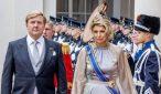 King Willem Alexander & Maxima - Prinsjesdag 2018 - Photo by RTL