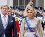 King Willem Alexander & Maxima - Prinsjesdag 2018 - Photo by RTL