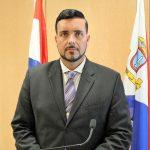 Minister of TEATT Stuart Johnson