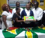 New Board & President St. Maarten Guyanese Association - Sep 12 2018
