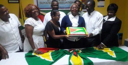 New Board & President St. Maarten Guyanese Association - Sep 12 2018