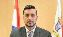 TEATT Minister Stuart Johnson