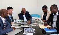 Chamber of Commerce presents plans to Minister TEATT 16102018