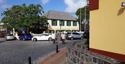 Court House in Oranjestad St .Eustatius - 20181023 TR