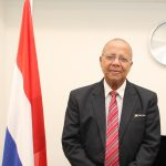 Honorary Consul to Guyana Cleavland Beresford