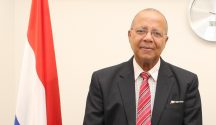 Honorary Consul to Guyana Cleavland Beresford