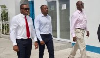 Members of Parliament tour hurricane shelters