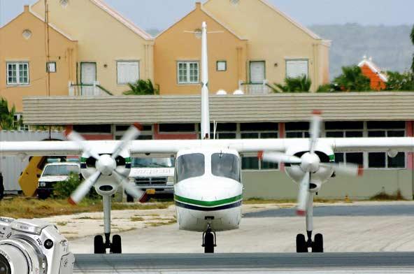 BN Islander Divi Divi Air