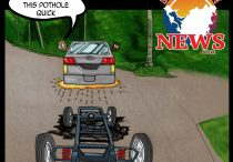 Call VROMI About Pothole